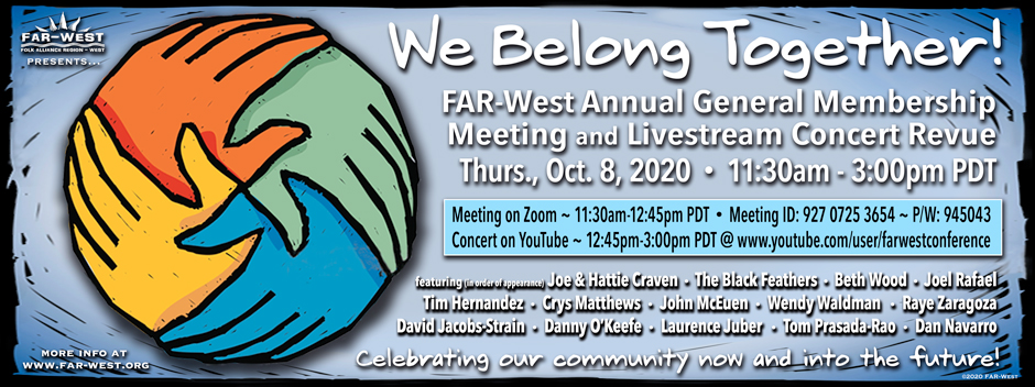 FAR-West 2020 Virtual Meeting new lineup 9-29-2020