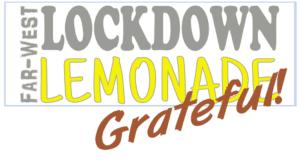Lockdown Lemonade Grateful edition