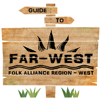 Guide to Folk Alliance Region West